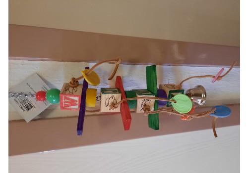 Speelgoed voor papegaaien en parkieten 17863 Jolly Dolly